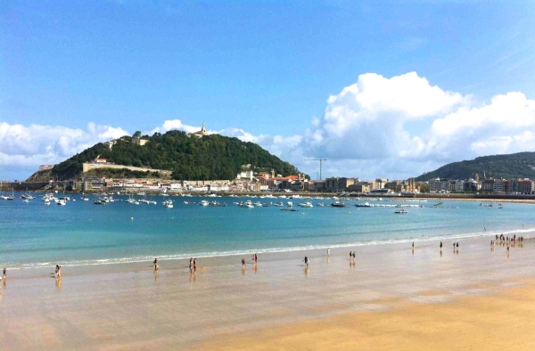 La Concha Beach, San Sebastian, Spain I These Are the Top 15 Beaches in the World Right Now, According to TripAdvisor I {un}covered 2017
