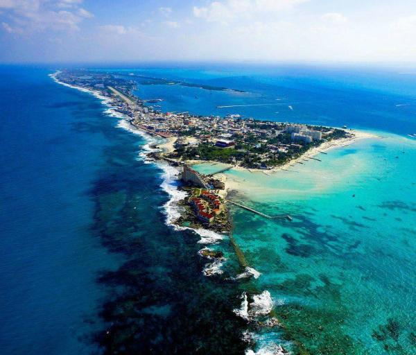Playa Norte, Isla Mujeres, Mexico I These Are the Top 15 Beaches in the World Right Now, According to TripAdvisor I {un}covered 2017