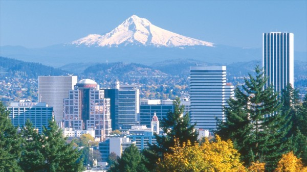 Portland, Oregon I Here Are America's Top 10 Healthiest Cities of 2017 I {un}covered