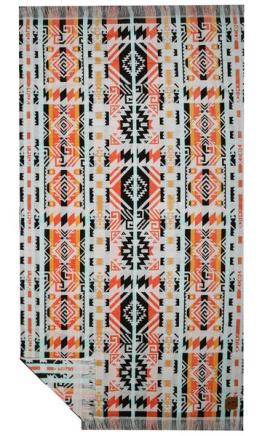 """SLOWTIDE 40"""" x 70"""" Nomad Towel I 18 Stylish, Oversized Beach Towels For Spreading Out This Summer I {un}covered"""
