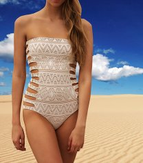 Eskini I 15 Stylish One-Piece Swimsuits to Flatter Every Body I {un}covered