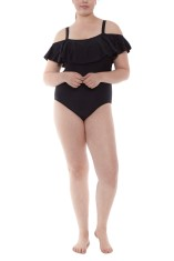 Raisins Curve I 15 Stylish One-Piece Swimsuits to Flatter Every Body I {un}covered