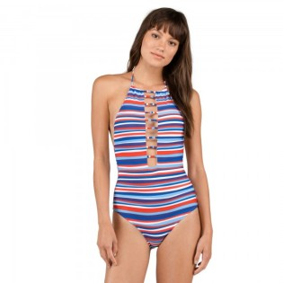 Volcom I 15 Stylish One-Piece Swimsuits to Flatter Every Body I {un}covered