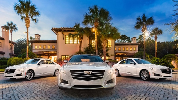 Cadillac - Inspirato Partnership I These Hotels Are Offering Guests the Ultimate Joyride by Passing the Keys to Luxury Cars I The Wander Life