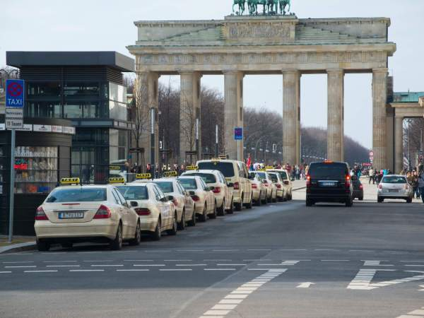 Berlin Taxi Cab I Here's How Much You Will Pay For a Taxi Ride in 80 Cities Worldwide I The Wander Life
