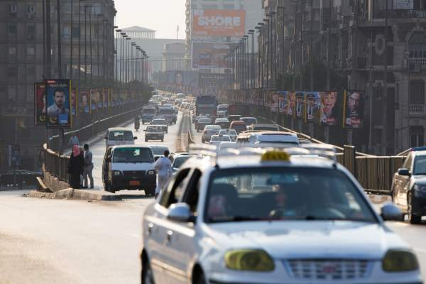 Cairo Taxi Cab I Here's How Much You Will Pay For a Taxi Ride in 80 Cities Worldwide I The Wander Life