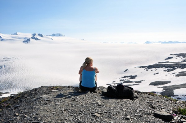 Harding Icefield Trail, Alaska I 10 U.S. Hikes With The Most Spectacular, Panoramic Views I The Wander Life