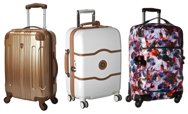 Here's the Best Rolling Carry-On Luggage You Can Buy Right Now, According to Amazon Reviews I The Wander Life