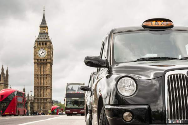 London Taxi Cab I Here's How Much You Will Pay For a Taxi Ride in 80 Cities Worldwide I The Wander Life