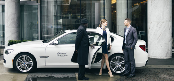 BMW - Fairmont Canada Partnership I These Hotels Are Offering Guests the Ultimate Joyride by Passing the Keys to Luxury Cars I The Wander Life