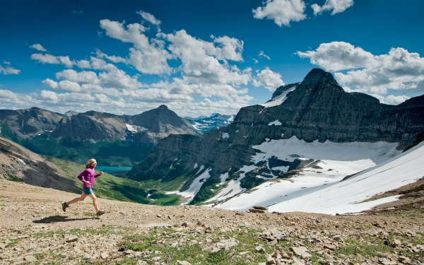 Siyeh Pass Loop, Montana I 10 U.S. Hikes With The Most Spectacular, Panoramic Views I The Wander Life