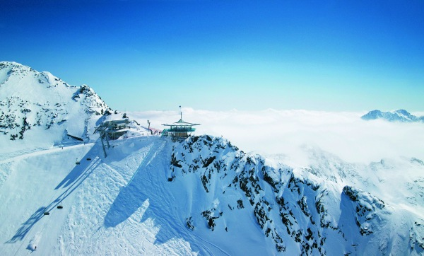Top Mountain Star, Wurmkogel, Austria I Cocktails in the Clouds: These Are the Most Jaw-Dropping Sky Bars Around the World I The Wander Life