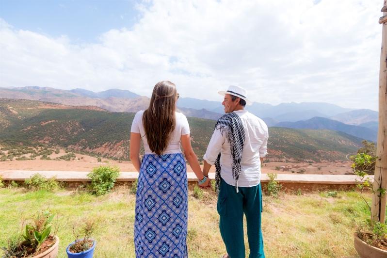 Atlas Mountains, Morocco by #TravelingLamas 97