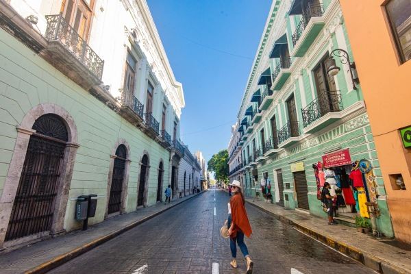 "Your Ultimate Travel Guide to Mérida, Yucatán, the ""Best Small City in the World"" According to Condé Nast Traveler / Traveling Lamas / Photo credit @travelinglamas"
