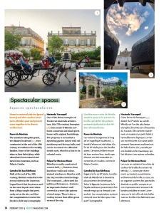 Mérida Bound: See Our Cover Story in WestJet Magazine's Feb 2020 Issue! Photography by@travelinglamas
