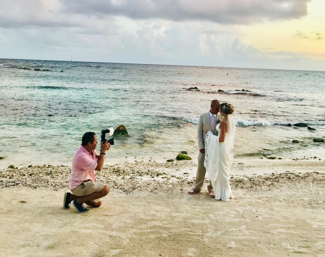 Alberto Lama / Destination Wedding & Portrait Photographer in the Riviera Maya, Mexico / Traveling Lamas