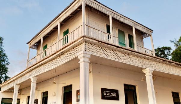 El Palomar Restaurant on Cozumel Island