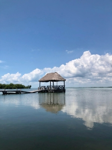 How to Visit Mexico's Sian Ka'an Biosphere Reserve, a UNESCO World Heritage Site / Traveling Lamas / photo by @playa_ceramics