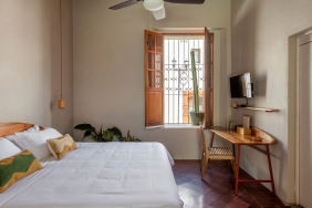 Where to Stay in Oaxaca City: The Best Boutique Hotels in Oaxaca City to Check Into Now (December 2020) / Grana B&B / TravelingLamas.com / Photo courtesy of Grana B&B