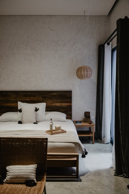 Where to Stay in Oaxaca City: The Best Boutique Hotels in Oaxaca City to Check Into Now (December 2020) / Casa Antonieta / TravelingLamas.com / Photo courtesy of Casa Antonieta