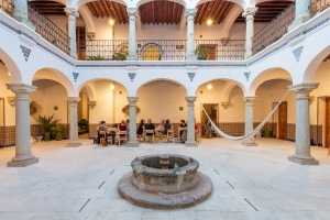 Where to Stay in Oaxaca City: The Best Boutique Hotels in Oaxaca City to Check Into Now (December 2020)/ Grana B&B/ TravelingLamas.com / Photo courtesy ofGrana B&B