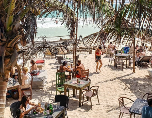 Your Ultimate Guide to Tulum's Best Beach Clubs in 2020 (Post-Lockdown) / TravelingLamas.com / Photo courtesy of La Eufemia