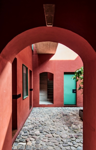 Where to Stay in Oaxaca City: The Best Boutique Hotels in Oaxaca City to Check Into Now (December 2020) / Casona Soledad / TravelingLamas.com / Photo by @travelinglamas