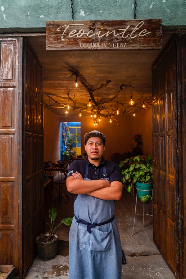 Game Changers: Interview with Chef Toño Garcia of Oaxaca's Teocintle/ TravelingLamas.com / Photo by Alberto Lama @travelinglamas