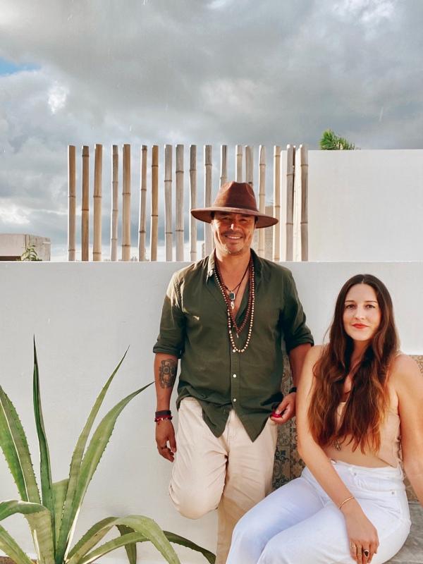Alberto and Lauren Lama in Oaxaca / TravelPhotographers+ Writers / photo by @travelinglamas