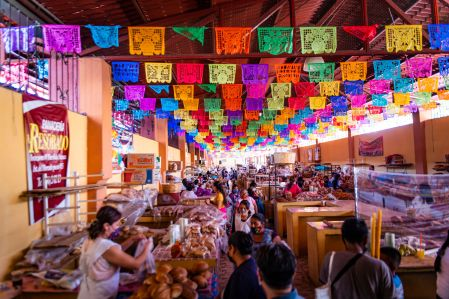 Best Things to Do, Eat & See NOW in Magical Oaxaca City, Mexico (January 2021 / Mercado de Tlacolula / TravelingLamas.com / Photo by @travelinglamas