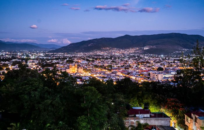 Best Things to Do, Eat & See NOW in Magical Oaxaca City, Mexico (January 2021 / Views from Cerro del Fortín / TravelingLamas.com / Photo by @travelinglamas