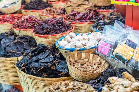 Best Things to Do, Eat & See NOW in Magical Oaxaca City, Mexico (January 2021 / Mercado Benito Juårez/ TravelingLamas.com / Photo by@travelinglamas