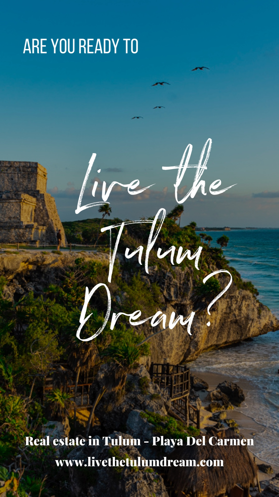 Real Estate Investment in Mexico's Riviera Maya / @travelinglamas