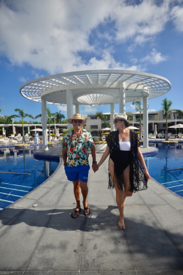 Hotel Review: The Grand at Moon Palace Resorts Cancun, Mexico During the Covid Pandemic / Photo by @travelinglamas