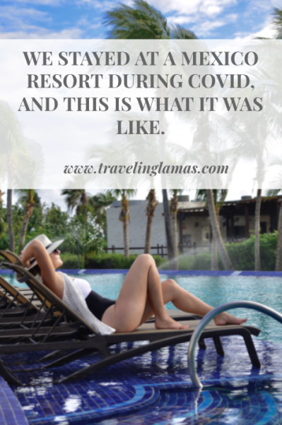 Hotel Review: The Grand at Moon Palace Resorts Cancun, Mexico During the Covid Pandemic / Photo by@travelinglamas