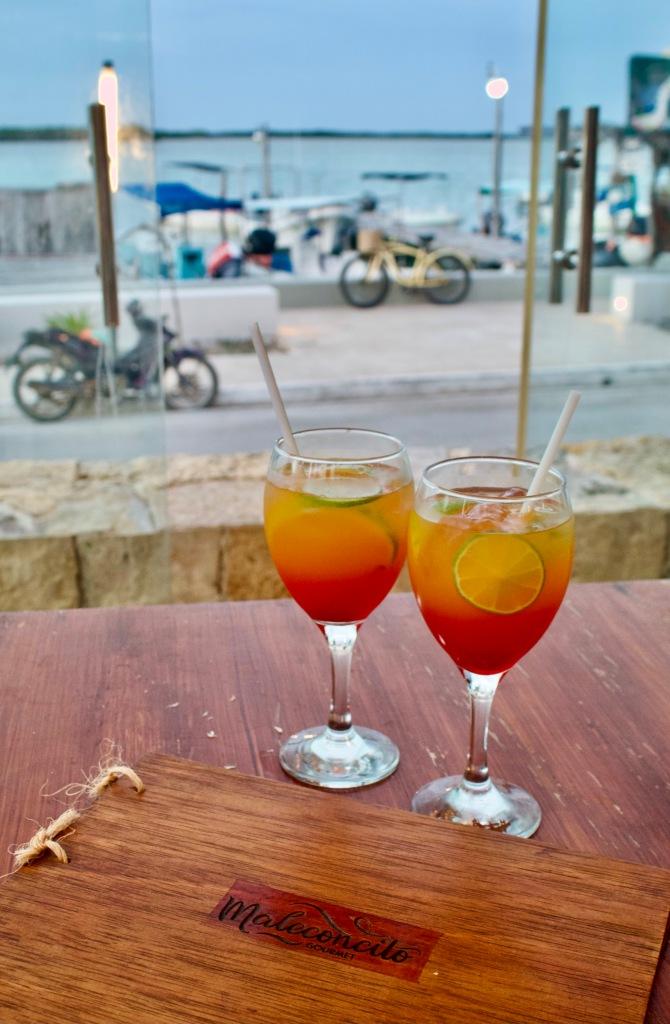 Best Restaurants & Bars in Río Lagartos Biosphere Reserve, Yucatán, Mexico: a 2021 Travel Guide // TheLamaList.com // Photo by @travelinglamas