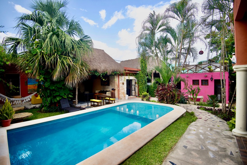 Everything You Need to Know About Visiting Bohemian Valladolid, Yucatán: a 2021 Travel Guide / Casa Aluxes Boutique Hotel / The Lama List / Photo by TheLamaList.com & @travelinglamas